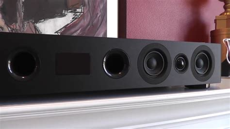 Recommended Bookshelf Speakers Speakercraft Cs3 Soundbar With Built In Subwoofer Review