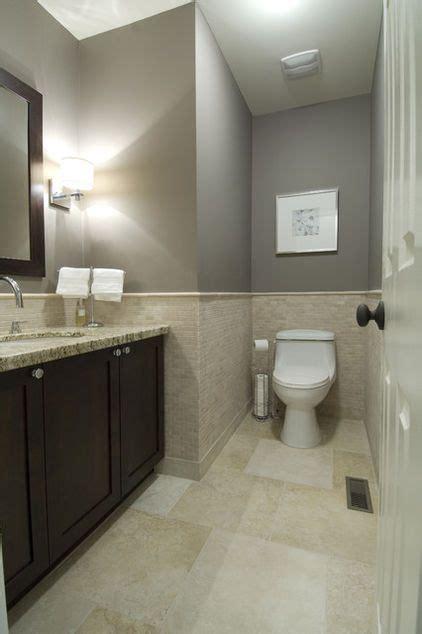 gray walls  tan tile color metropolis  benjamin