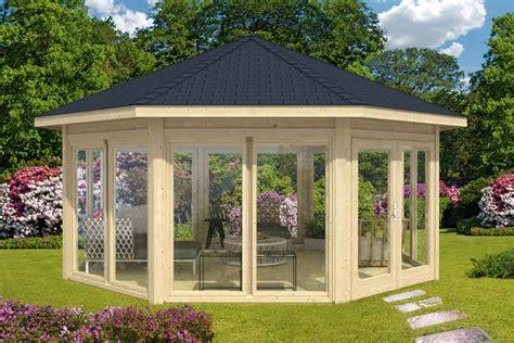 gartenhaus glasfront tipps f 252 r ihren wintergarten im pavillon