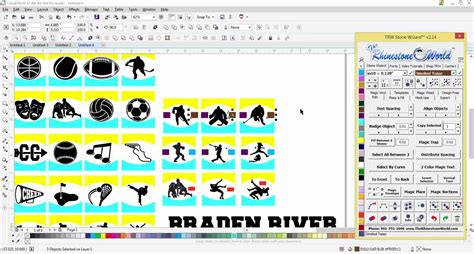 Trw Custom Templates For The Fundraising Decal Pack Youtube Fundraising Pack Template