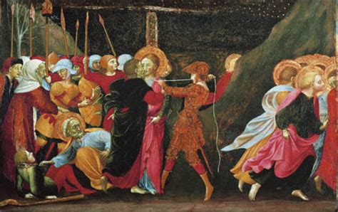 Betrayal In The Louvre history of sassetta