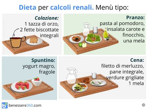 dieta per una corretta alimentazione dieta per calcoli renali cosa mangiare alimentazione