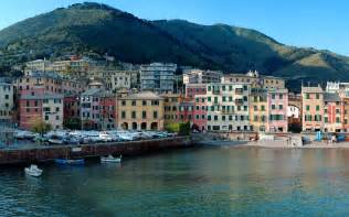 Quay in genoa italy wallpapers and images wallpapers pictures