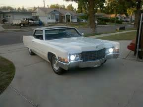 Cadillac 1969 For Sale 1969 Cadillac Coupe For Sale Northridge California