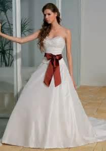 dresses for fall weddings cheap fall wedding dress with sash sang maestro