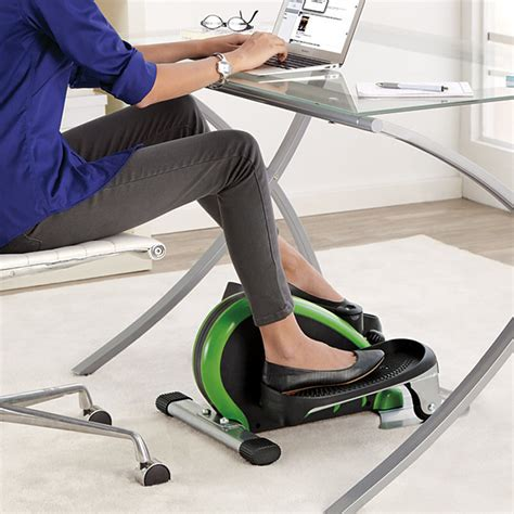 Exercise Equipment For Work Desk by Stamina Inmotion Elliptical Trainer Orange 55 1603
