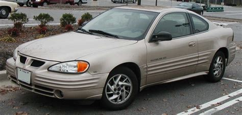 Pontiac Grand Am 99 by File 99 02 Pontiac Grand Am Coupe Jpg Wikimedia Commons