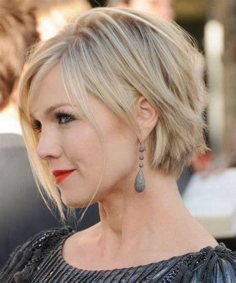 short haircuts women over 50 back of head carr 233 plongeant court effil 233
