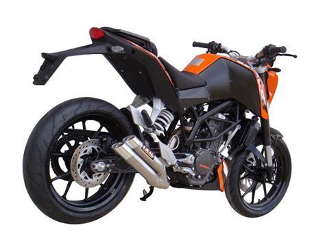 Motorrad Auspuff Individuell by Ixil Hyperlow Xl Motorrad Auspuff F 252 R Ktm Duke 125 200