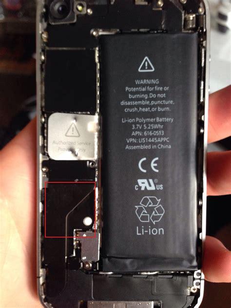 probleme de batterie ou  le coin iphone