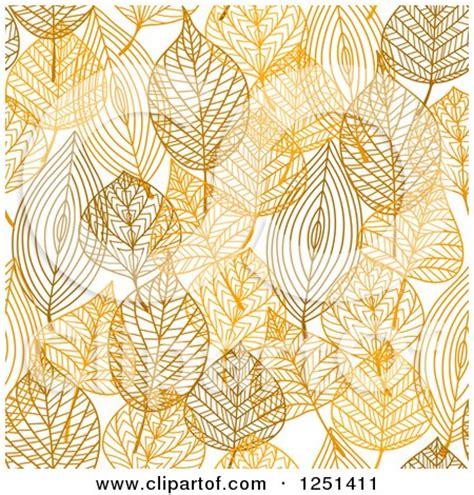 brown leaf pattern royalty free rf clipart of skeleton leaves