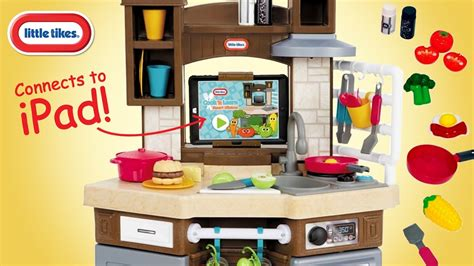 learn kitchen design cook and learn smart kitchen little tikes inside little