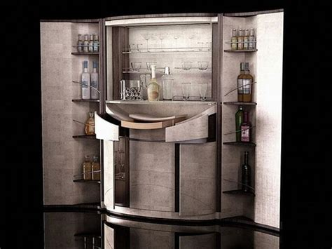 home bar furniture design idea adds striking