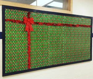 unwrap good behavior christmas bulletin board bulletin board ideas preschool and kindergarten