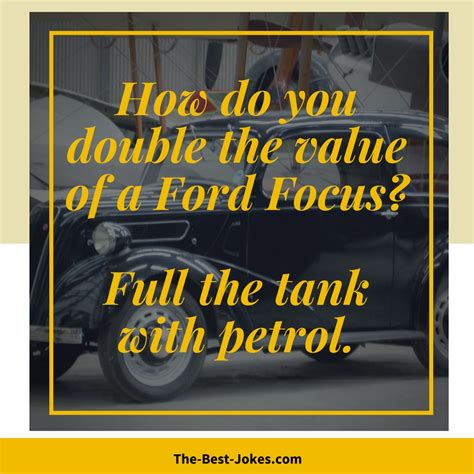 ford joke ford jokes car jokes about ford trucks and other vehicles