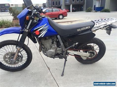 Used Suzuki Dr650 Suzuki Dr650 For Sale In Australia