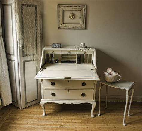 Bureau Vintage by Vintage Shabby Chic Bureau No 06 Touch The Wood