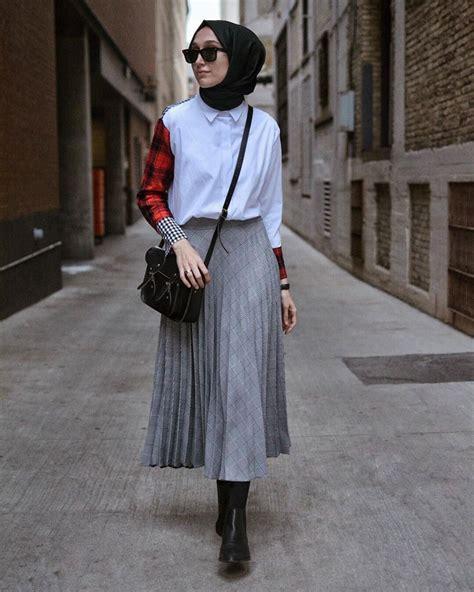 trend populer fashion  wanita hijab