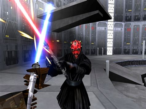 Tutorial Jedi Knight 2 Outcast   star wars jedi knight ii jedi outcast macgamestore com