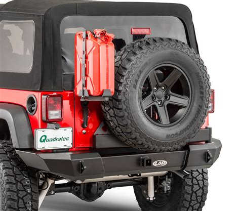 Gas Can For Jeep Wrangler Lod Jc1004g3d Driver Side 5 Gallon Jerry Can Mount For 07