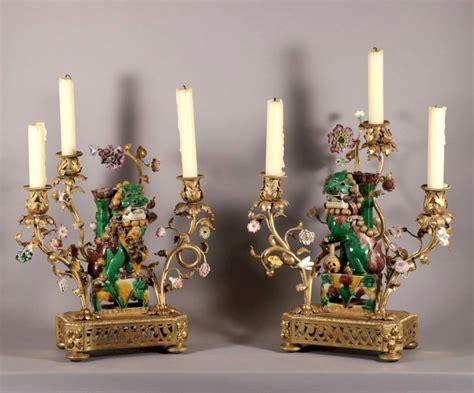 catalogo candele chion paire de cand 233 labres aux chiens de f 244 kangxi xviiie