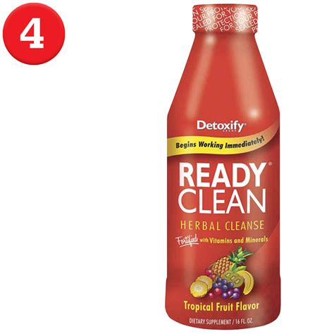Ready Clean Detox Gnc by Detox Products That Work Find The Best Rapid Detox Products