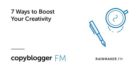 7 ways to boost your creativity it s pet peeve week on copyblogger copyblogger