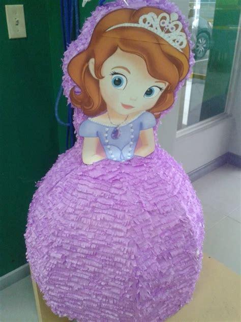 como aser piata de la princesa sofia princesa sofia pi 241 atas pinterest poster