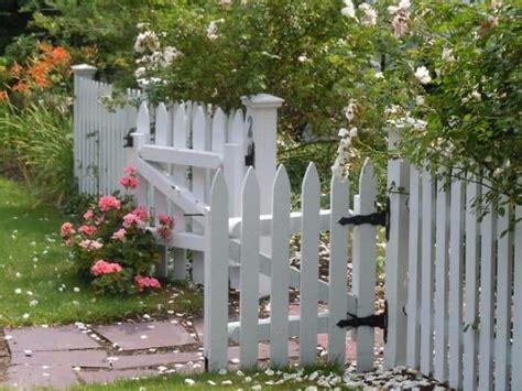 yard safe   garden fence ideas