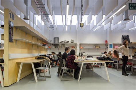 upholstery classes london hawkinsbrown use wooden partitions in temporary home for