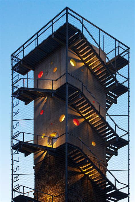 Modern House Designs torre mirador en galyateto nartarchitects archdaily m 233 xico