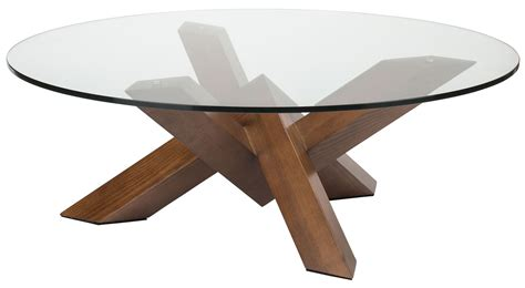 clear glass coffee table costa brown clear glass coffee table from nuevo coleman