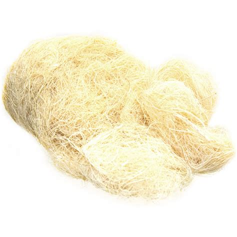 Coco Fiber coco fiber shred ivory 3 5 oz cf100 02 craftoutlet