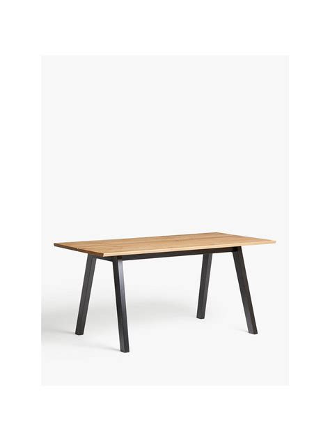 john lewis partners outland large  seater dining table