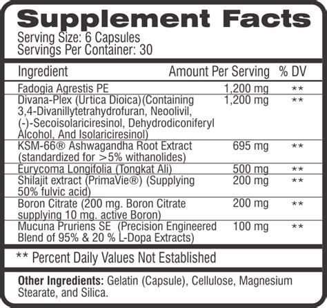 m test supplement cel m test no nonsense testosterone booster