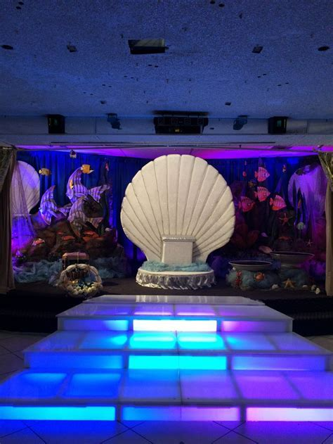 Under the sea Theme   140809MM MiaLuna Montero Sweet 16's