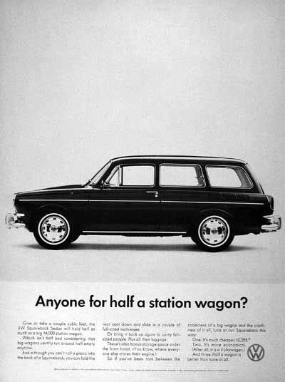 Vintage VW Beetle Ads | VW Vintage Adverts | Volkswagen