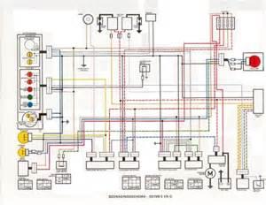 xs1100 wiring diagram xs11 forums