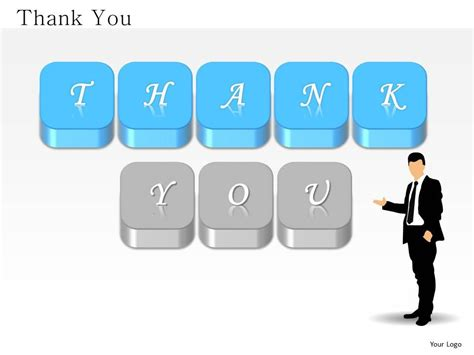 thank you templates for powerpoint 0314 innovative thank you graphics powerpoint shapes