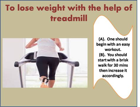 How To Use The Treadmill How To Lose Weight Treadmill Choice Image How To Guide