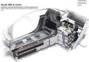 Audi A8 Battery 2013 Audi R8 E Hv Battery And Biw Boron Extrication