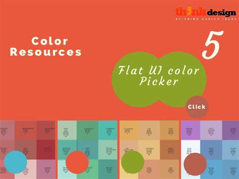 flat ui color picker color resources flat ui color