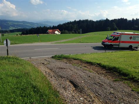 Unfall Motorrad T Dlich by Scheidegg Radfahrer Verstirbt Durch Verkehrsunfall