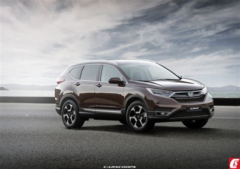 All New Honda Crv 2018 by Future Cars Honda S 2018 Cr V Evolves For The School Run