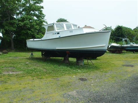 commercial lobster boats for sale 1971 used webbers cove 34 commerical lobster yacht