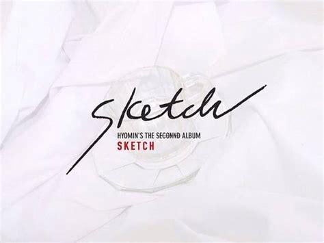 hyomin sketch album review album mv review hyomin sketch allkpop