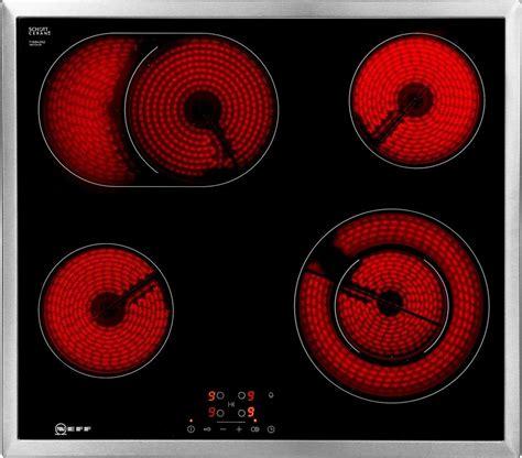 Glaskeramik Kochfeld Ceran by Neff Elektro Kochfeld Schott Ceran 174 Quot Tb1842n