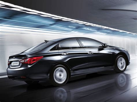 hyundai sonata y20 side view car pictures images