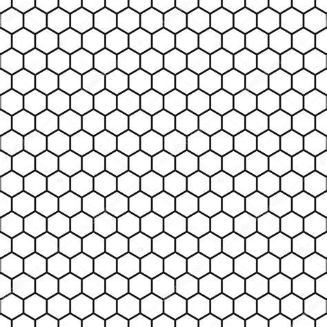 ornament template honeycomb texture vector www pixshark images
