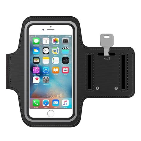 Arm Band Sport black armband for iphone 7 plus exercise running